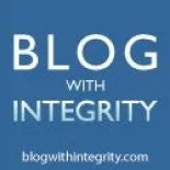 Blog With Integrity Badge