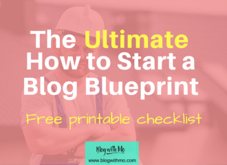 Want to know how to start a blog the right way from the get go? This is the only guide you'll need. I provide an easy step-by-step breakdown that any beginner can follow to start a professional blog and make money.