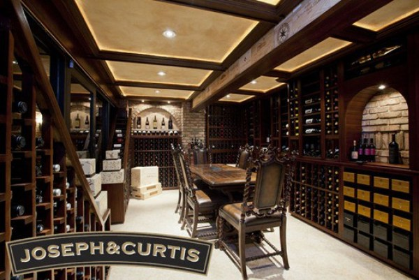 So You Want To Build a Wine Cellar...