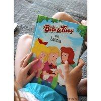 Personalisiertes Kinderbuch Bibi & Tina und Leonie