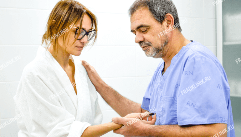 Алена Водонаева сделала пластику груди в Frau Klinik 24
