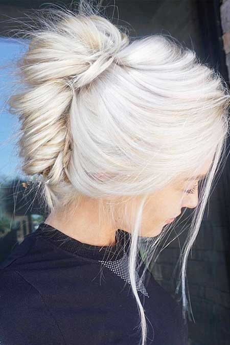20 Best Platinum Blonde Hair Color Blonde Hairstyles 2017