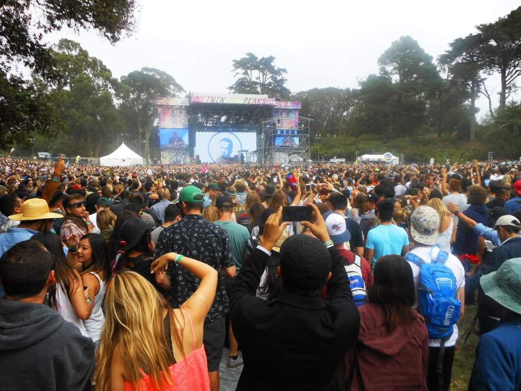 Outside Lands Day 3