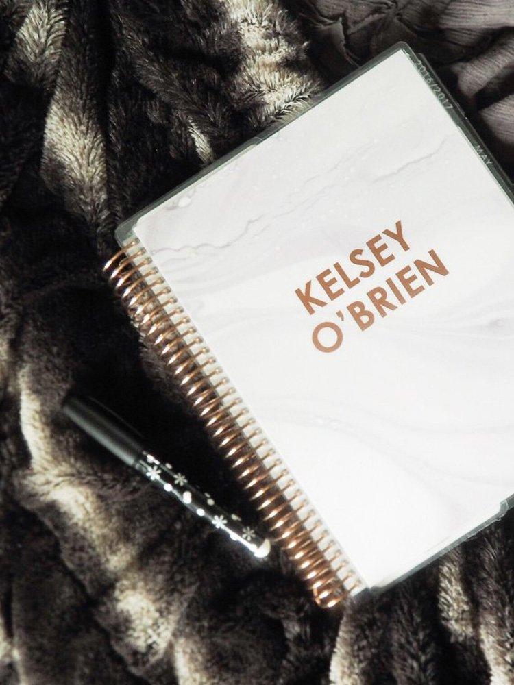 Plan With Me: Peek Inside my Erin Condren Planner + GIVEAWAY!