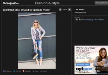 NYT | Fashion & Style