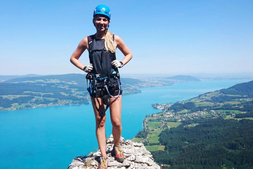 Kletterausrüstung Linz : Kletterausrüstung blondhairpinkheart
