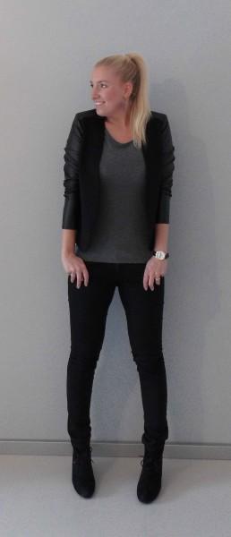 OOTD-Zwart-jasje-leren-mouw-H&M-black-leather-8
