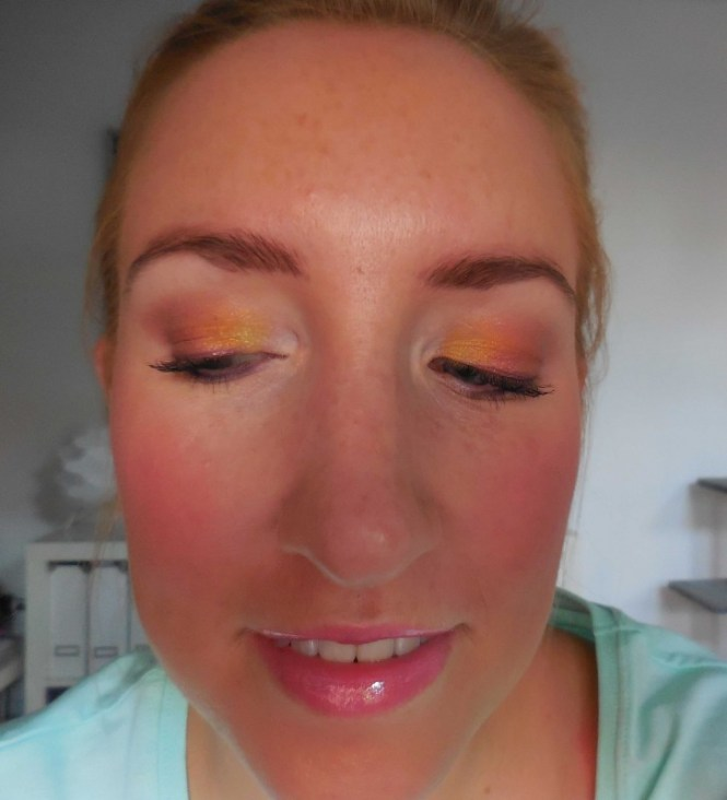 Tutorial-look-flormar-passionate-dots-palette-fire-sunset-2