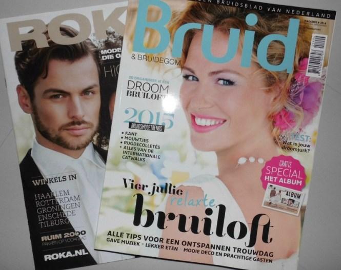 verloofd huwelijk trouwen zelf plannen tijdschriften bruid