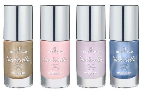essence limited edition cinderella nail polish