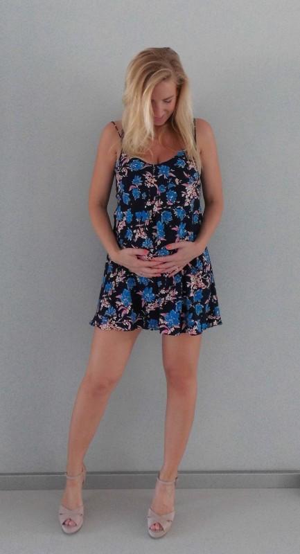 OOTD-outfit-of-the-day-inspiratie-zomer-zomerjurkje-zwanger-zwangerschap-zara-3