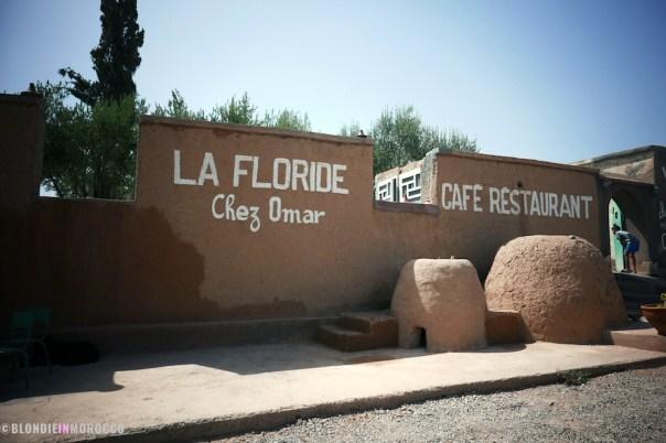 restaurant, morocco, wall