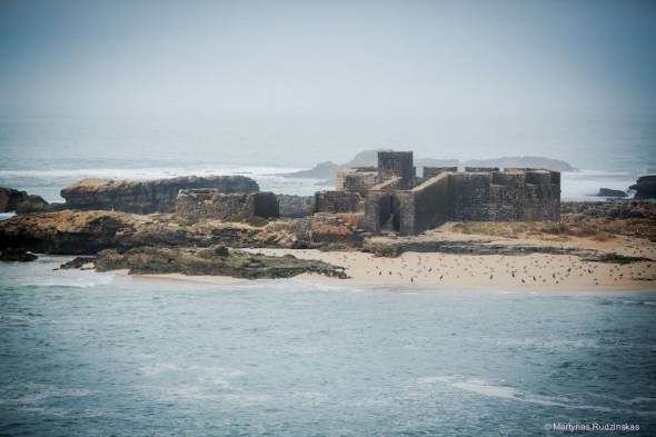 essaouira, port, island