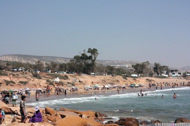 beach, morocco, sand, taghzaout