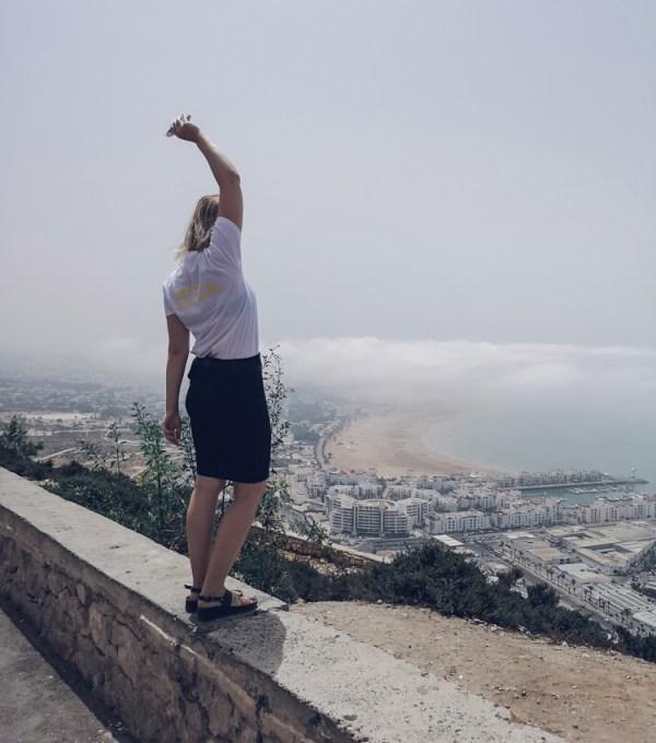 agadir morocco kasbah view