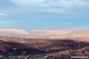 morocco road mountains high atlas