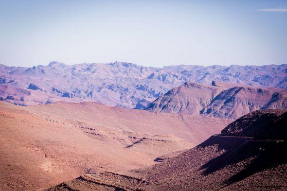 morocco, high atlas mountains, mountains