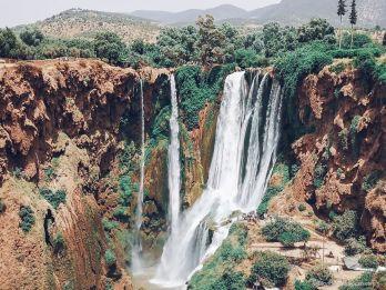 ouzoud waterfall morocco2