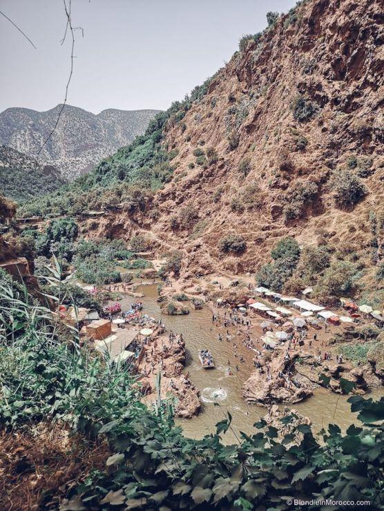 ouzoud waterfall morocco8