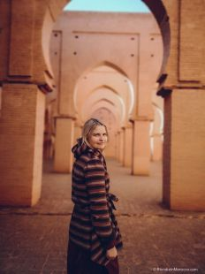 tinmel, mosque, morocco, girl