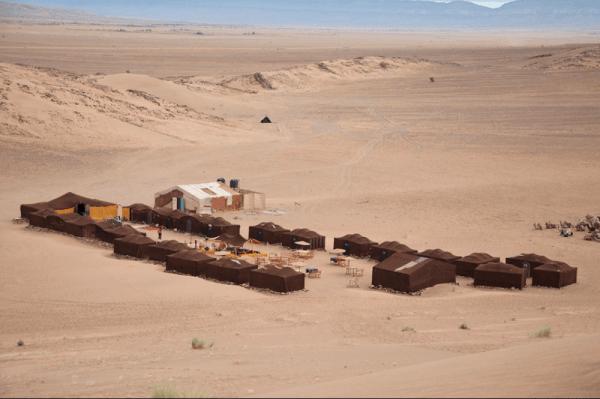 zagora desert sahara morocco