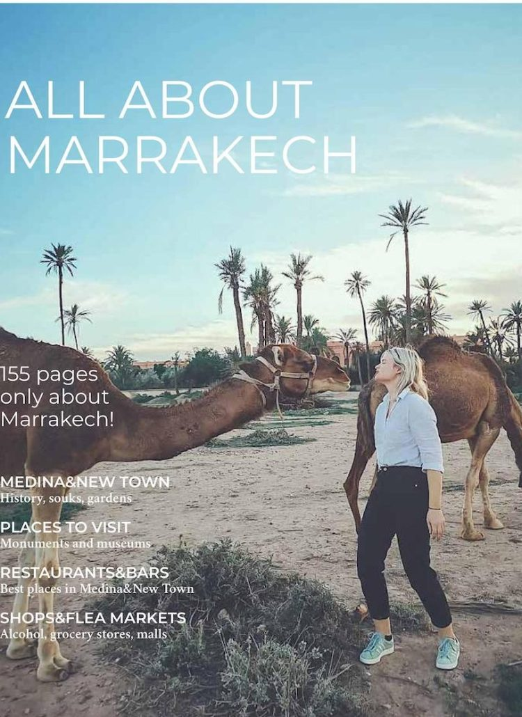 marrakech magazine travel morocco