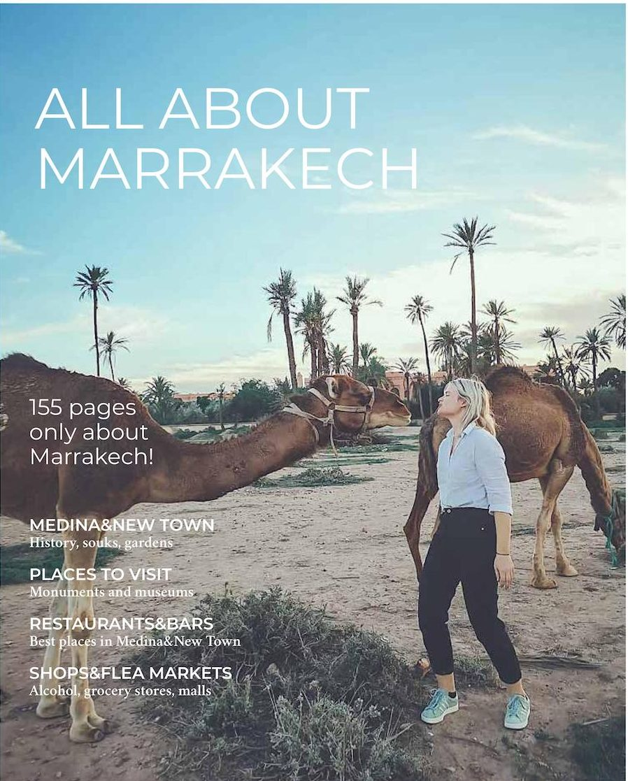 marrakech magazine travel morocco