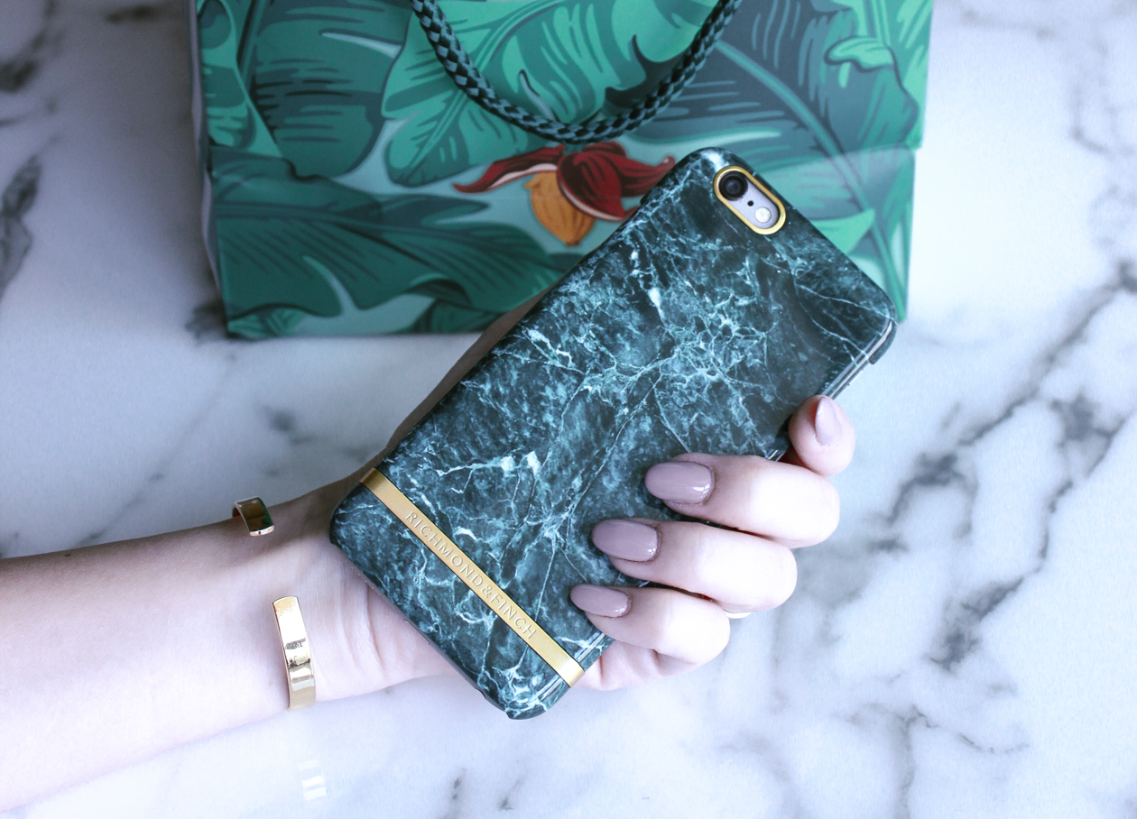 Marble Phone Cases by Richmond  Finch  Blondie in the City