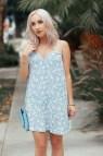 Flowy White Summer Dresses