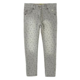 PANTALON DENIM ESTAMPADO GATOS – BOBOLI