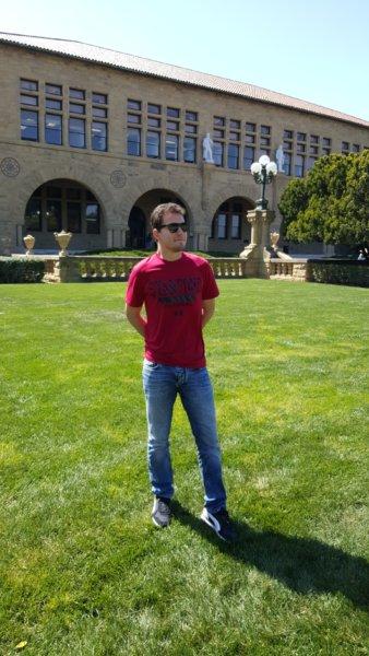 Felix in Stanford