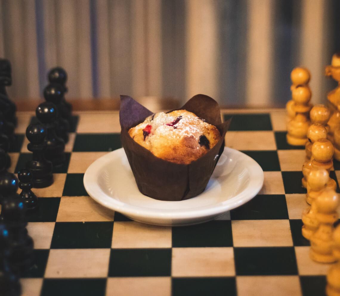 Essen gegen Unterzuckerungen, drumherum Spielfiguren