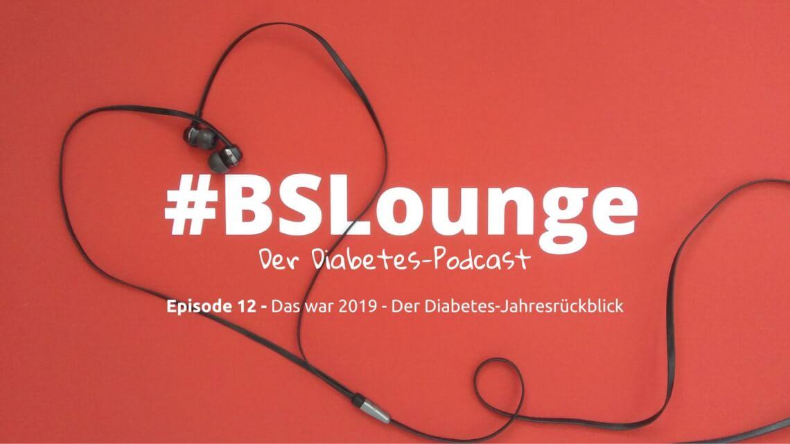 Herz-Kopfhörer: #BSLounge - Der Diabetes-Podcast