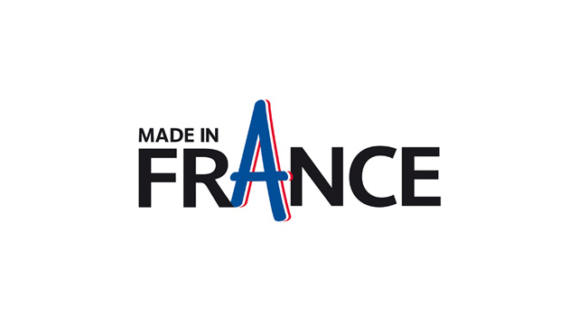 «Proudly Made in France»