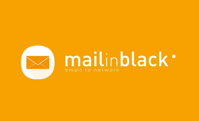 MailinBlack sauve votre boîte mail