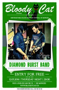 Diamond Burst Band
