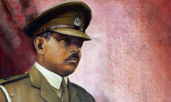 Shaheed (Martyr) Tufail Mohammed - Freedom Fighters of Pakistan