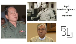 Freedom Fighters of Myanmar