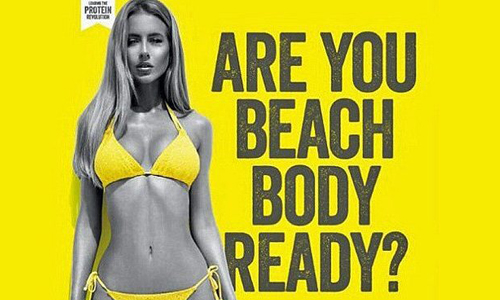 Body Shaming Ads on Public Transport - Banned By UK Government