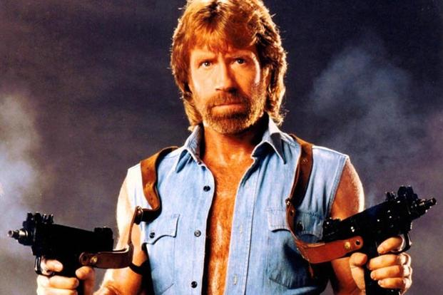 Chuck Norris - Super Flop Acto in Hollywood