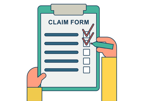 Collect the Evidences Like as, Receipt, Claim Forms and All the Conversations - Fight Against an Insurance Claim Denial