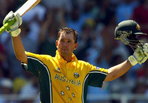 Ricky Ponting - Richest Cricketer of The World