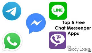 Top 5 Free Chat Messenger Apps