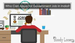 Who Can Apply for Government Job in India