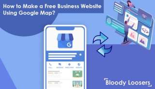 How to Make a Free Business Website Using Google Map