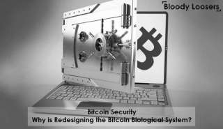 Bitcoin Security - Why is Redesigning the Bitcoin Biological System