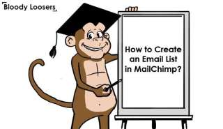 How to Create an Email List in MailChimp