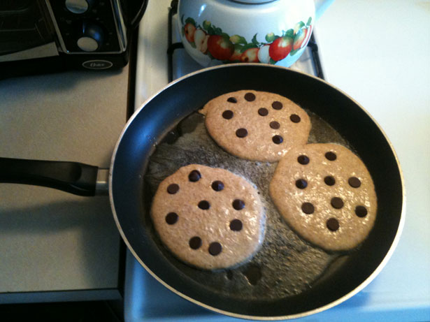 Spider Pancakes. Mutant or Menace?