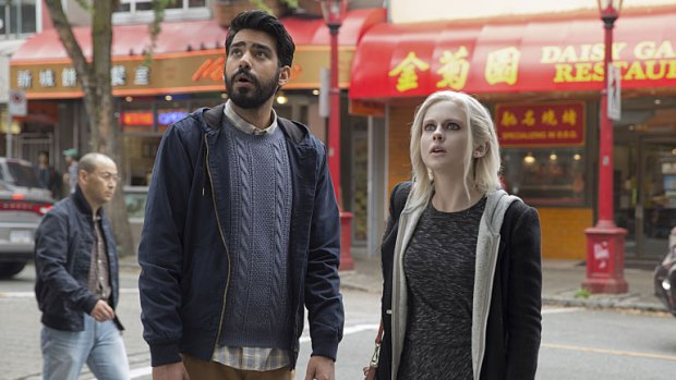 iZombie: S1E4 Liv and Let Clive