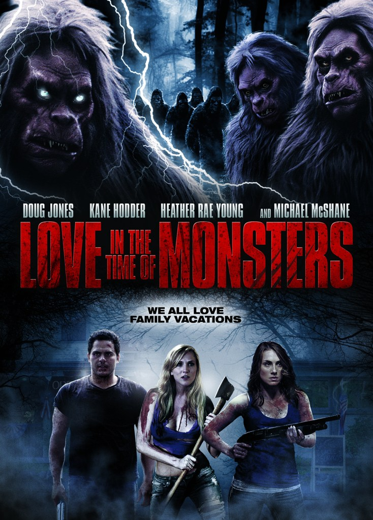 Love in the Time of Monsters movie poster